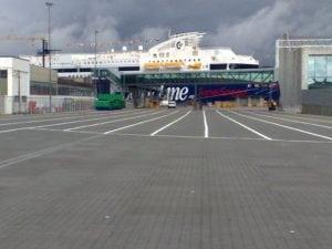 ColorLine-terminalen i Larvik 4