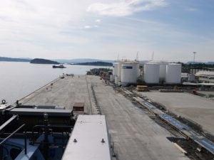 Sjursøya Containerterminal i Oslo 2