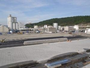 Sjursøya Containerterminal i Oslo 1