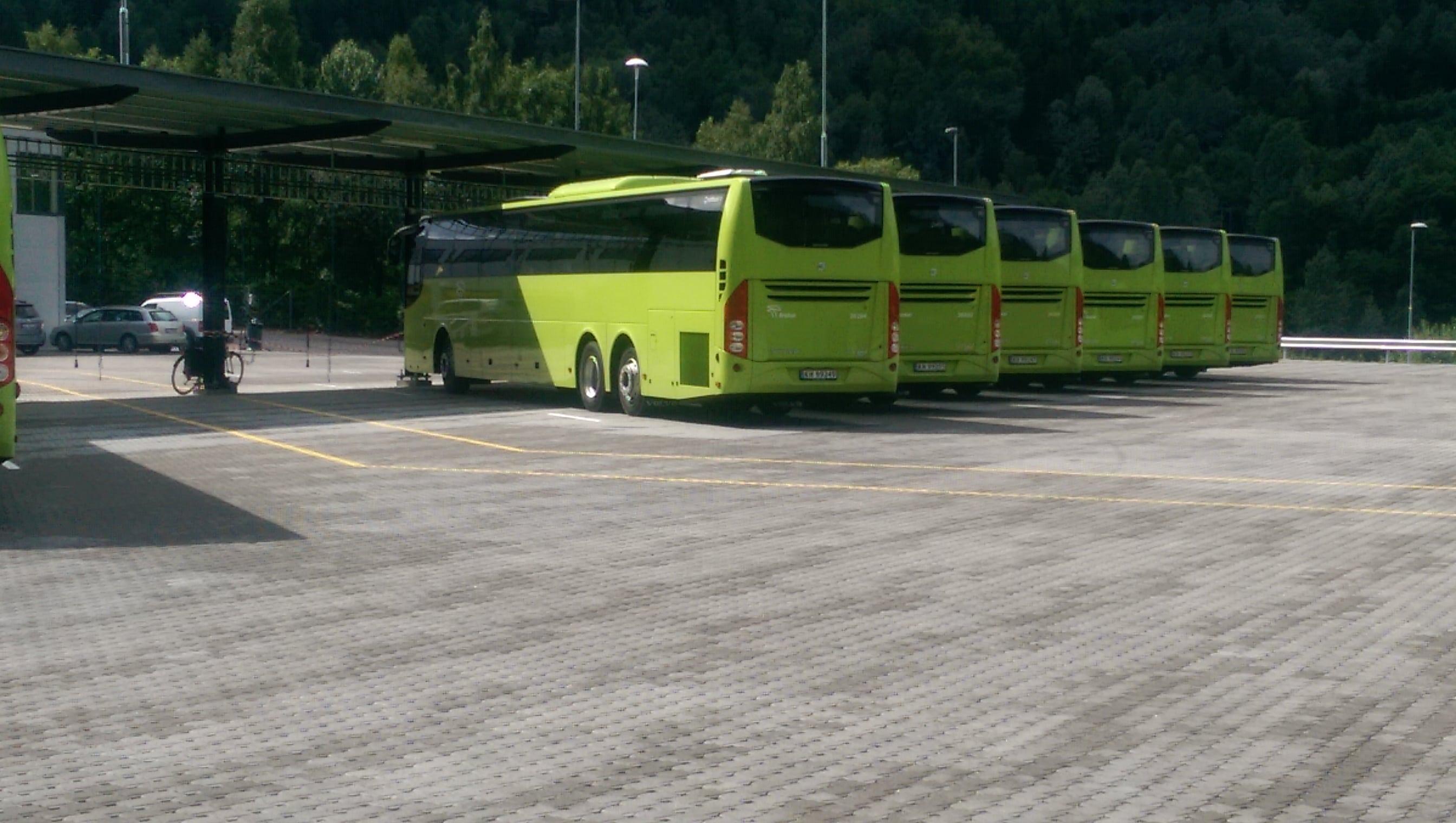 brakar bussdepot i drammen 4