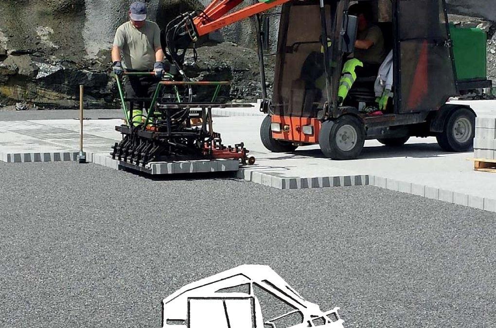 Les vår brosjyre om maskinlagte dekker av belegningsstein