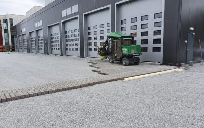 14.000 m2 med permeable dekker