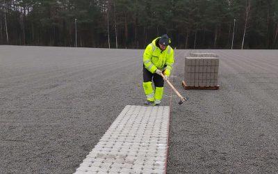 En liten oppdatering fra prosjektet vårt på Svinesund